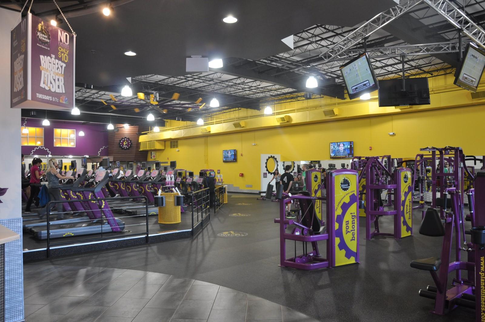 Planet Fitness 4 Locations Design42