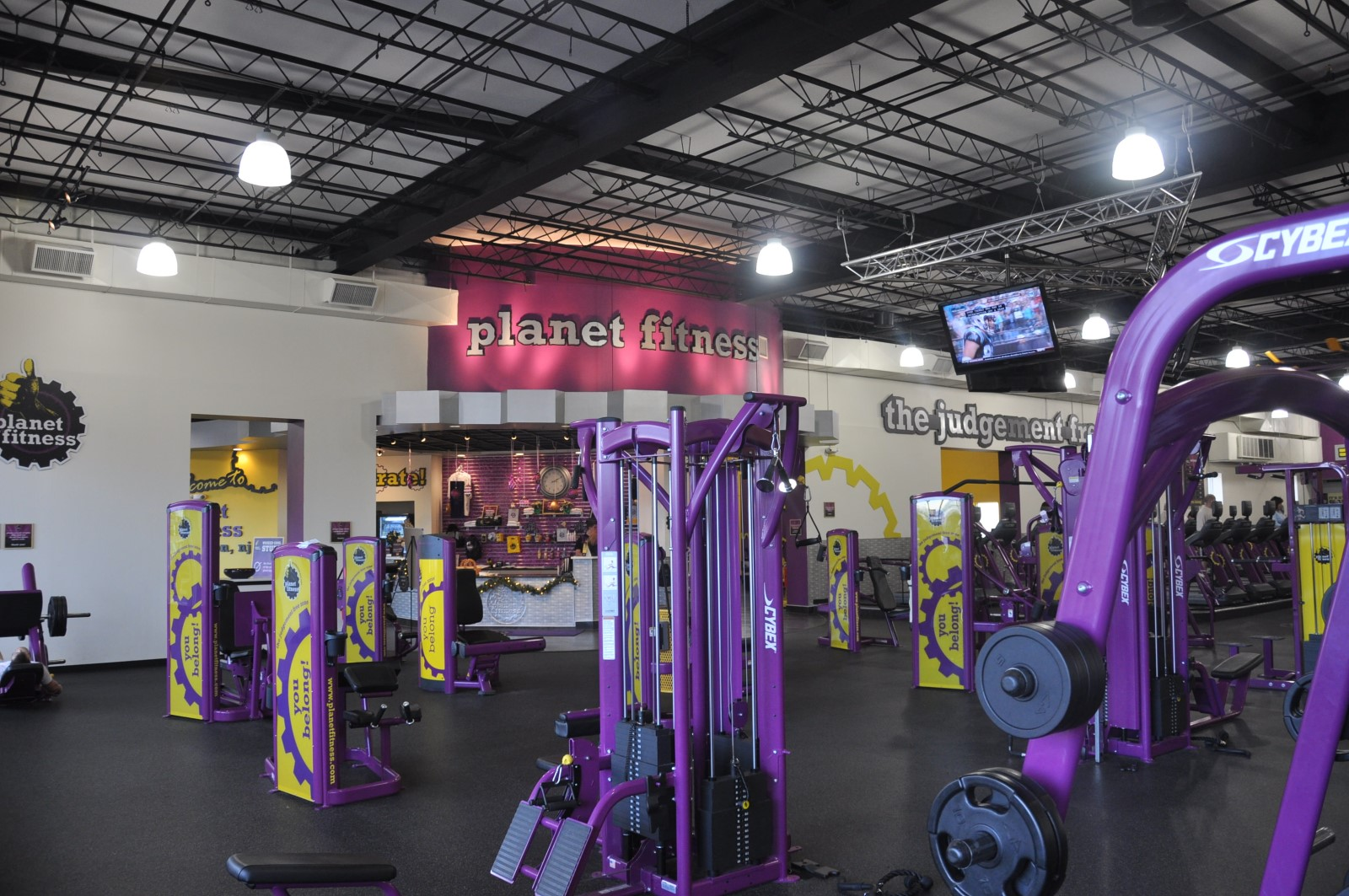 Planet Fitness Flemington Design42