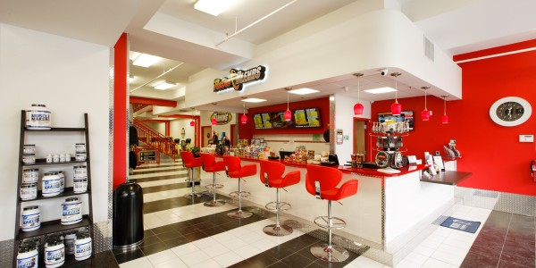 Retro Fitness (Bayonne) – Juice Bar and Front Desk