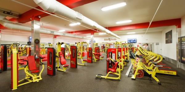 Retro Fitness (Bayonne) – Circuit Training Area