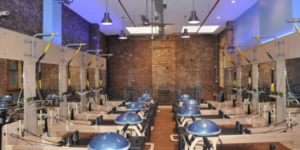 Club Pilates – Studio 1